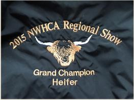 Grand Champion Heifer