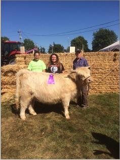 Lux Grand Champion Female NW Washington Fair